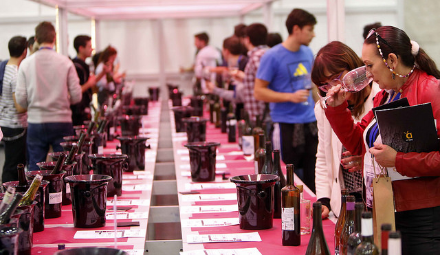 El Túnel del vino de Gastrónoma crece en referencias para su edición 2018