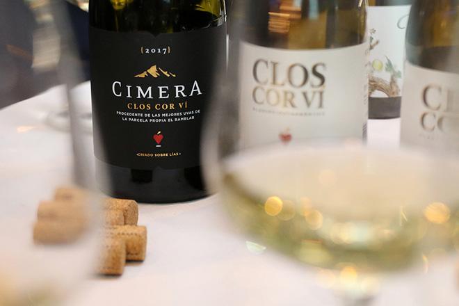 CIMERA, Clos Cor Ví, Viñedo & Bodega. Tiempo de grandes blancos