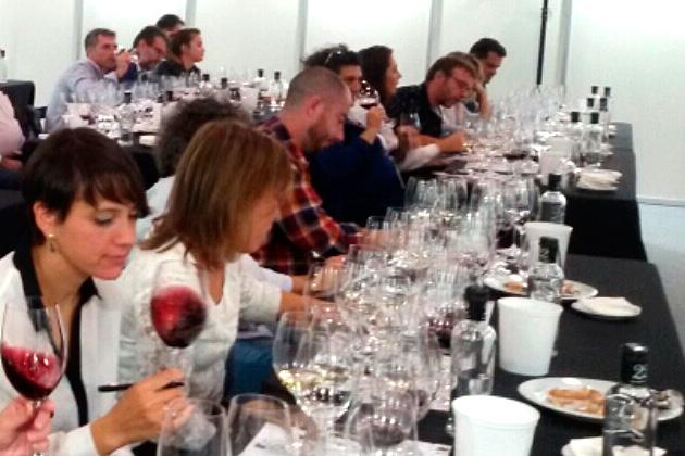 Los vinos de Valencia conquistan al público en el Salón de los Mejores Vinos de España