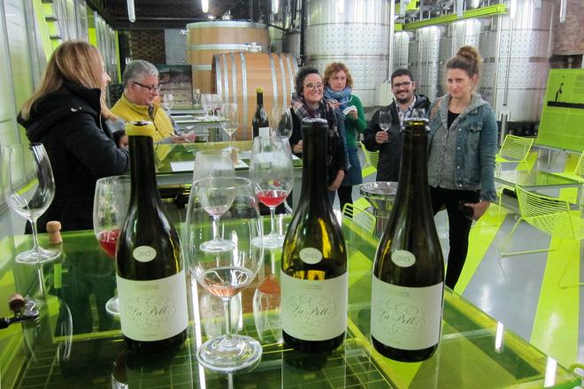 Los vinos de Costers del Segre en 7 Vins, 7 Paisatges de Lleida