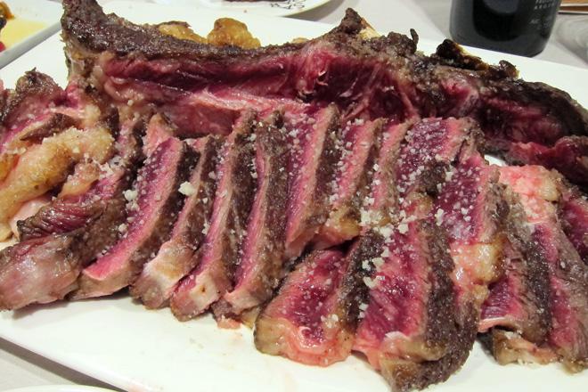 Las carnes rojas de calidad son tendencia y SAGARDI nos trae los txuletones