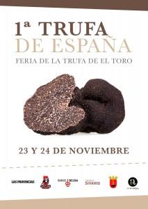 Las primeras trufas negras de la temporada se presentan en Valencia, El Toro