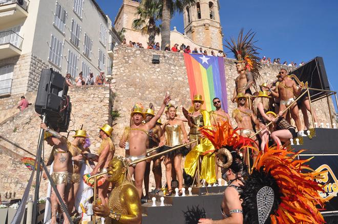 Sitges vibrará con la única Gay Pride playera de Europa