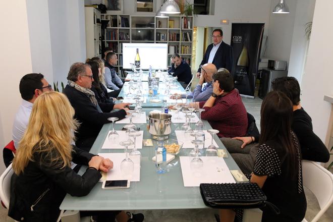 Clos Cor Ví inaugura las catas en el nuevo local de 5Barricas con Vinos con Corazón