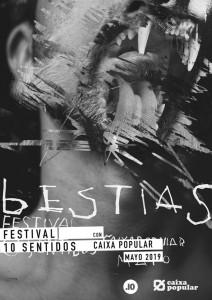 El Festival 10 Sentidos desvela parte de su contenido, Bestias, que contará con la actuación de la bailarina canadiense Louise Lecavalier en la sesión de inauguración el 5 de mayo