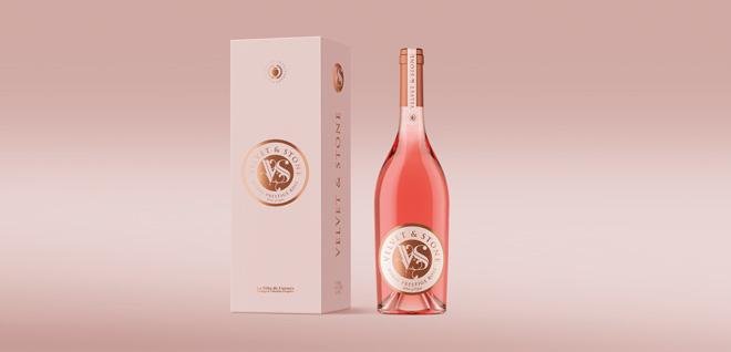 La Niña de Cuenca. La Bobal regresa a la tierra. GlobalStylus.com, Velvet & Stone Rosé Bobal