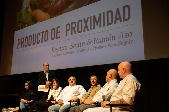 El producto cercano define la cocina de los Pirineos centrales