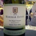 Albariño con acento californiano. Marimar Estate Vineyards and Winery
