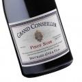 Grand Conseiller Pinot Noir, homenaje a P. Bouchard