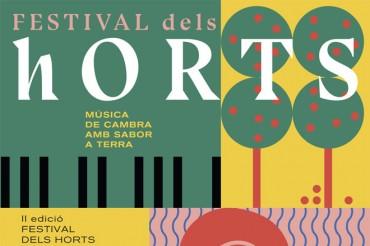 Los ríos inspiran el 'Festival dels Horts' de Picanya