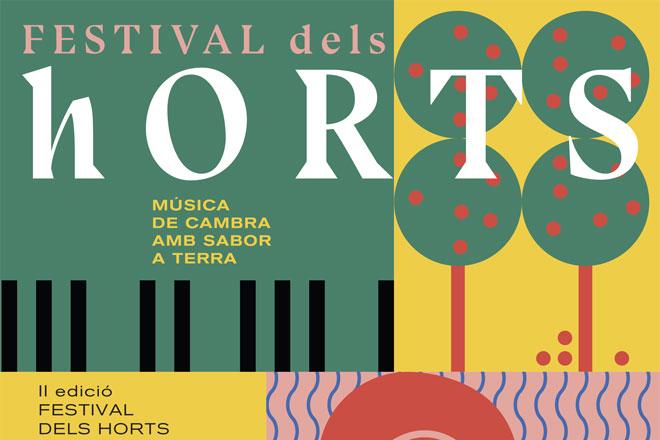 Los ríos inspiran el Festival dels Horts de Picanya