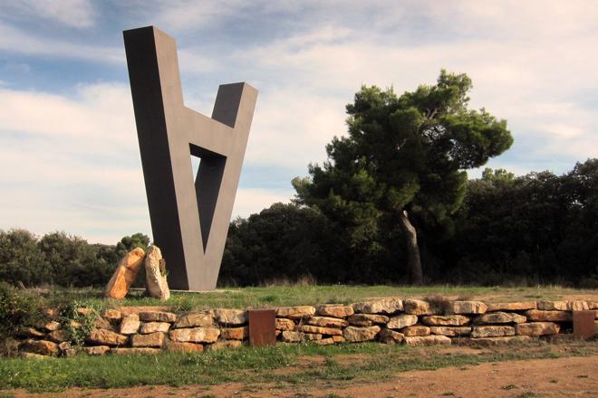 Mas Blanch i Jové, La Vinya dels Artistes