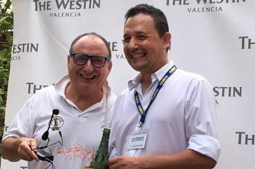 Arturo Giner gana la primera edición del concurso Burbuja de Oro