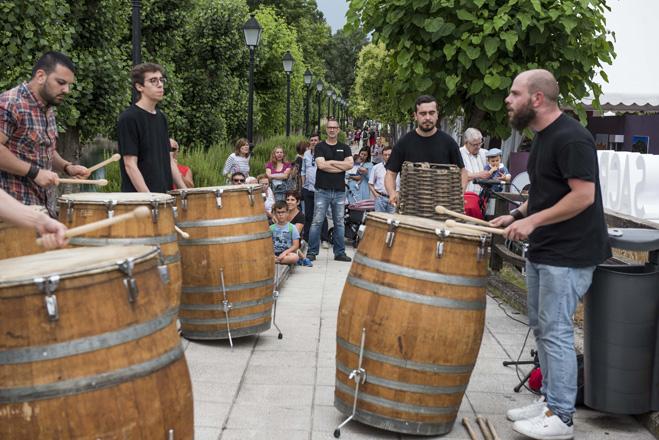 Fin de semana de vinos y música en el Festival do Viño da Ribeira Sacra