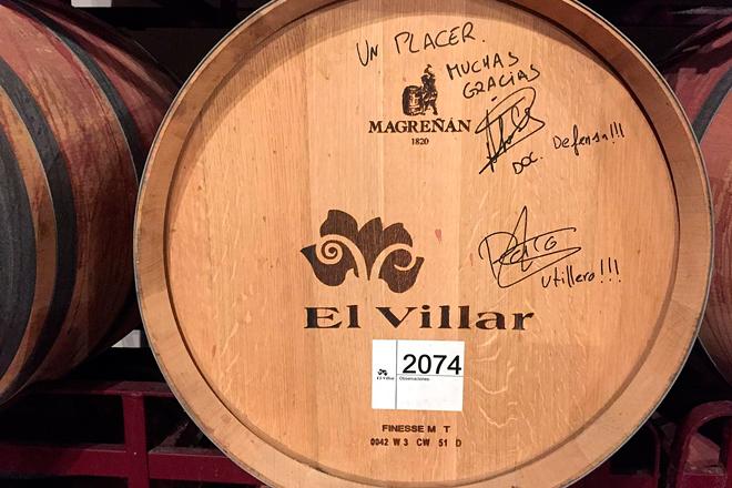 Bodegas El Villar renueva su patrocinio con el Valencia Basket