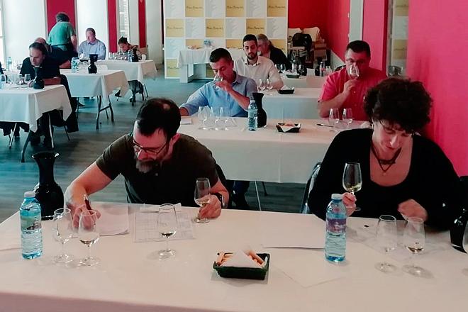 Los mejores vinos de Rías Baixas se deciden en la Cata Gallaecia