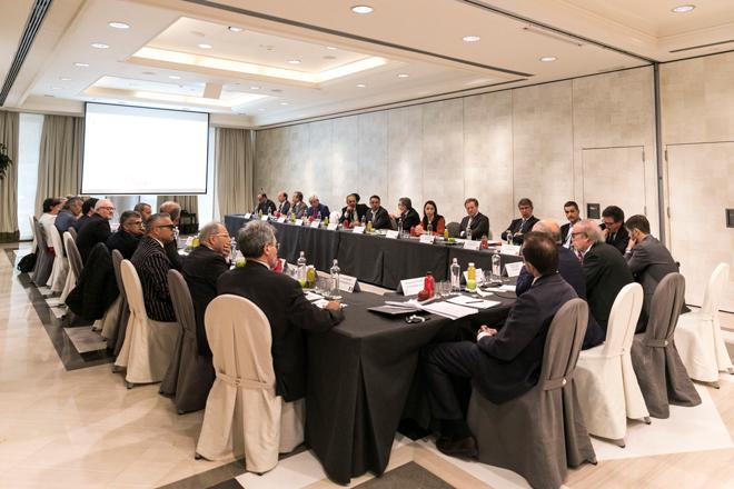 Las grandes empresas vitivinícolas de la UE debaten en Barcelona sobre los retos del sector