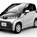 Toyota BEV Ultra compact Tokio 2019
