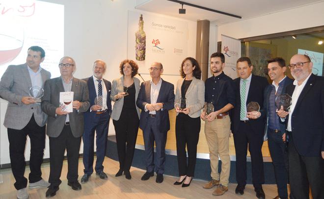 La Semana Vitivinícola, Premios SeVi, presentación de la Guía SeVi 2019
