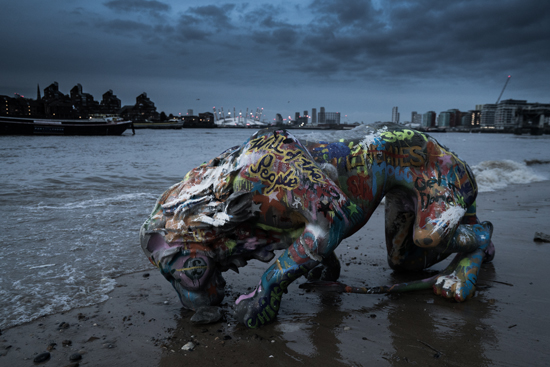 Jason deCaires Taylor, The Pride of Brexit