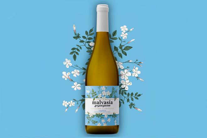 Malvasía de Sant Jaume, Bodegas Cherubino Valsangiacomo, Vino blanco para toda ocasión