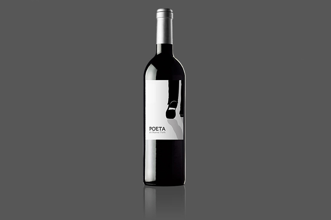 Poeta en Nueva York, the youthful Tempranillo of Bodegas Rambla Huarea