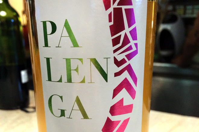 Palenga Blanco 2017, Macabeo, Muscatel and Verdejo unite in a Sierra Nevada white wine