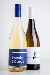 Escala i Corda y Silencio son los nuevos mistela y vino blanco seco de Moscatel de Bodegas Godelleta