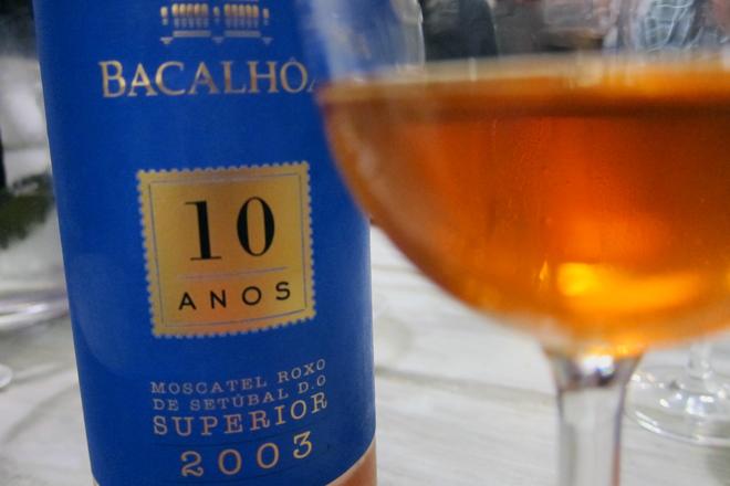 Bacalhôa Moscatel de Setúbal 10 años Superior