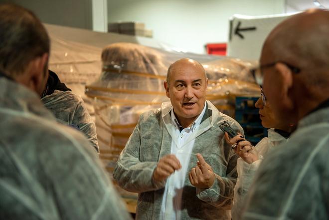 Grupo Coviñas incorpora a Luis Miguel Calleja como enólogo y Director Técnico