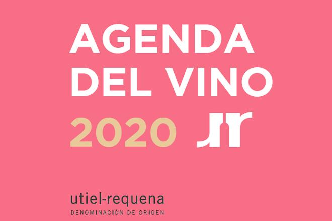 Ya puedes descargar la Agenda Del Vino 2020 de Utiel Requena