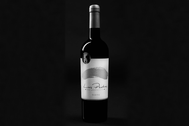 Los Pedros, an oaked red wine from the Altiplano de Sierra Nevada