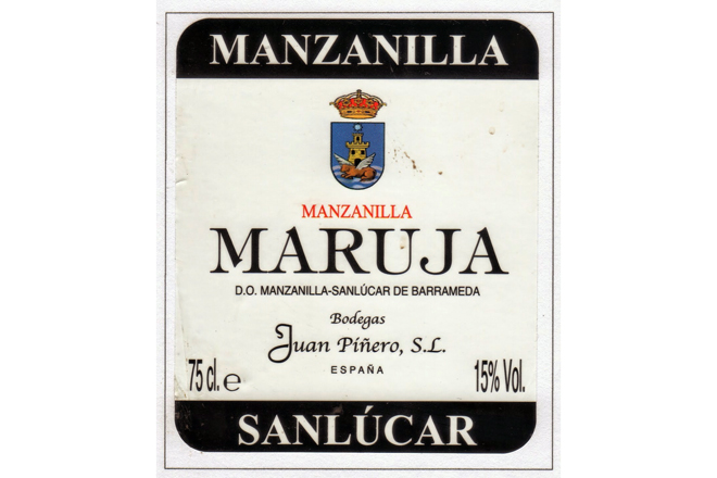 Manzanilla Maruja, a treasure from Sanlúcar de Barrameda with more than eight years spent in the criaderas
