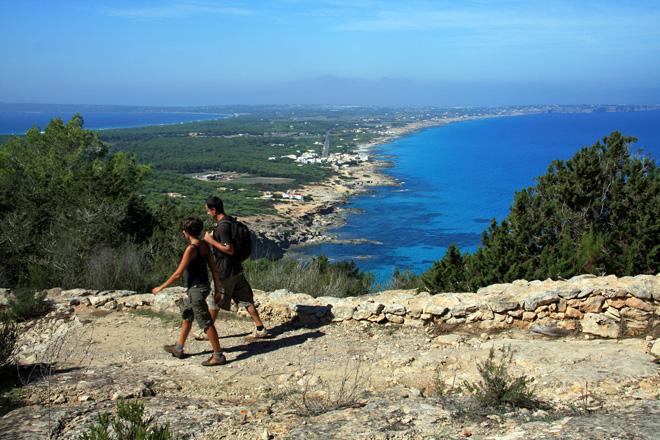 Formentera, con los cinco sentidos
