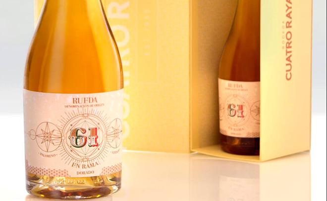 61 Dorado en Rama, la reliquia de los antiguos vinos castellanos
