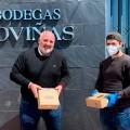 Bodegas Coviñas respalda un proyecto para frenar el Covid-19
