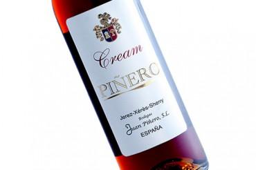 Piñero Cream, de Bodegas Juan Piñero, an ideal dessert wine