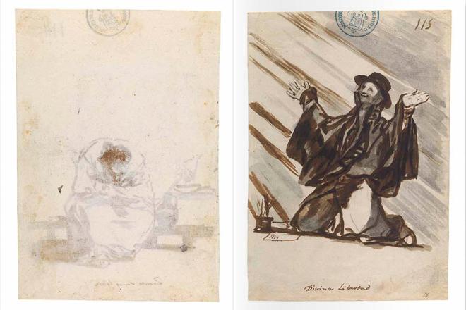 Francisco de Goya, Cuaderno C, Museo del Prado