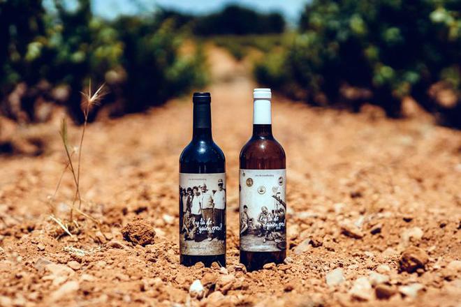 Nuevo crowdfunding de Bodegas Gratias para salvar varietales en peligro de extinción con el vino ¿Y tú de quién eres?