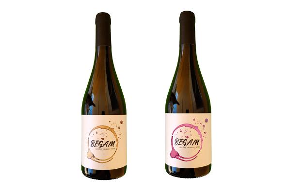 Ontinium apuesta por los vinos ecológicos y veganos con los nuevos BEGAM