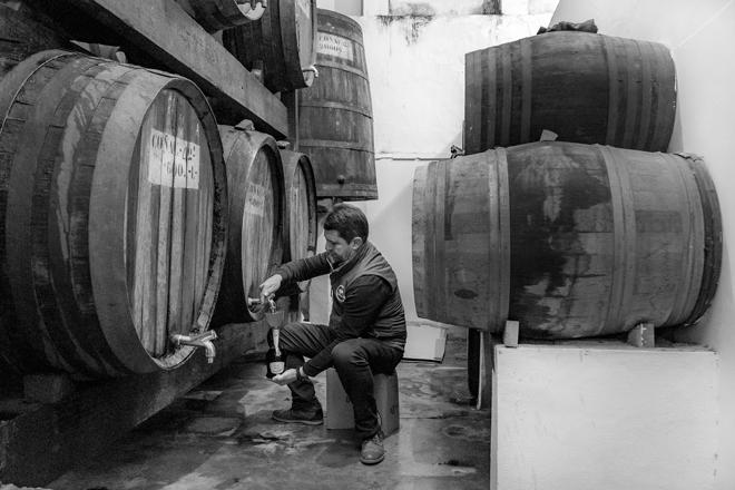 Destilerías Plà, Brandy Vell Inmejorable Solera 1890