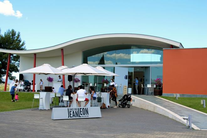 Jean Leon organiza un ciclo de conciertos a pie de viñedo durante el mes de septiembre
