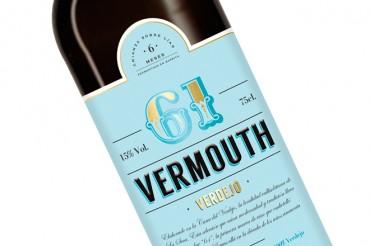 61 Vermouth, el primer vermut cien por cien Verdejo