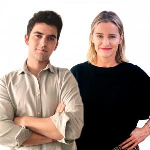 Carlos Fluixá y Zdenka Lara, precursores y CEOs de ECO-ONE