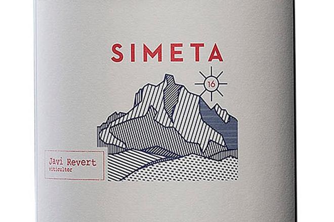 El tinto Simeta, de Javi Revert, en el top 100 Parker