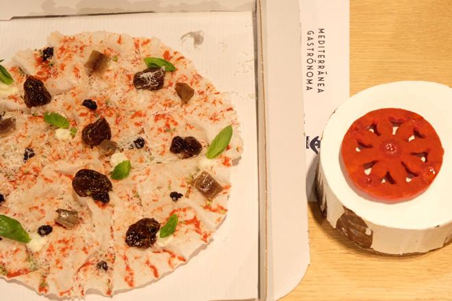 El chef Quique Dacosta ha inaugurado las ponencias de Mediterránea Gastrónoma con un homenaje al tomate