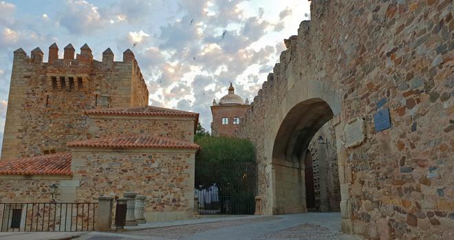 El Xacobeo 2021 también se vive y siente por los caminos de Cáceres