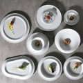 Gotas, Ximo Roca, diseño, vajilla Coronas