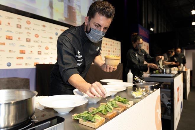 La 'Mejor Receta Asiática de España' es de Juan Carlos Reyes, del restaurante Àbac
