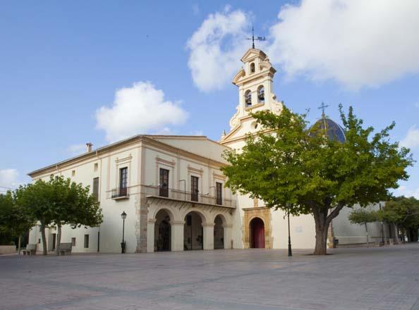 Basílica de la Mare de Déu del Lledó, Castelló